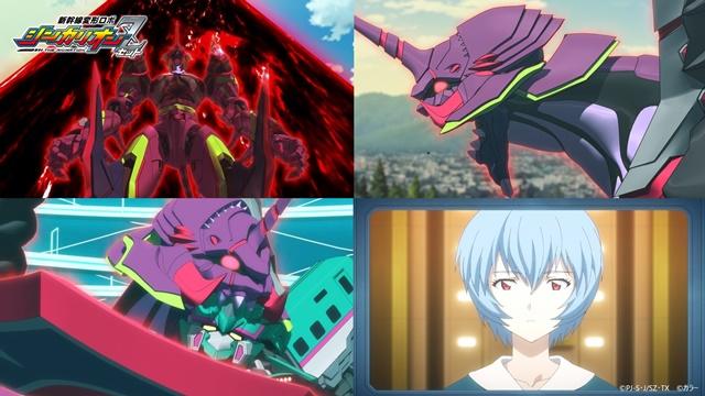 شخصية Rei Ayanami تصدر في تحالف إيفانجيليون وشينكاليون زي القادم!