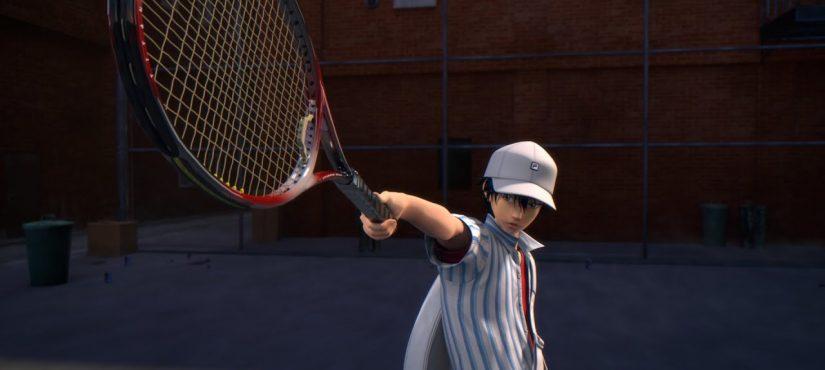 شاهد الدقائق الأولى من فيلم الأنمي Prince of Tennis !
