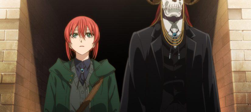 حلقة The Ancient Magus' Bride الخاصة الجديدة صدرت اليوم!