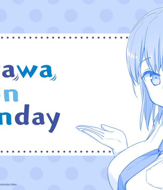 كرانشي رول تضيف أنمي Tawawa on Monday إلى الكتالوج!