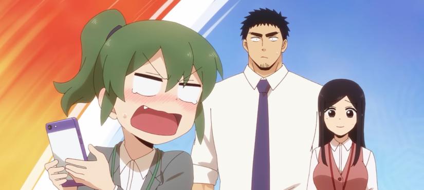 إليكم أحدث العروض التشويقية لأنمي My Senpai is Annoying !