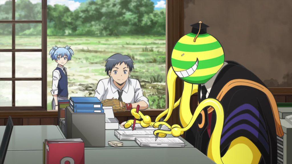 الجمهور الياباني يصوت لأفضل معلم!