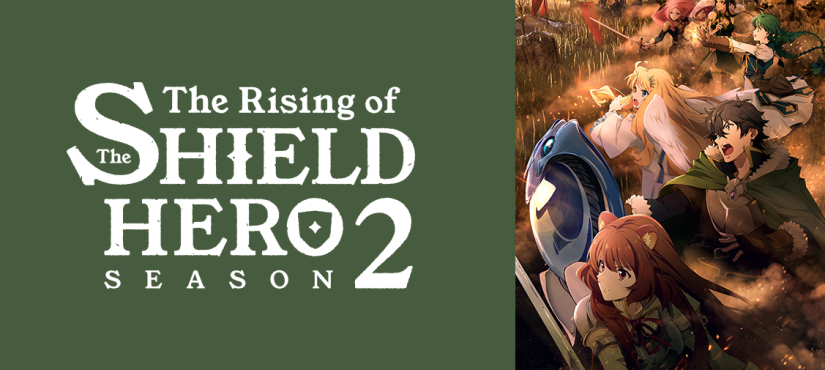 لنتعرف على شخصيات الموسم الثاني لأنمي The Rising of the Shield Hero !